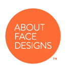 About Face Designs Logo